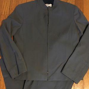 Wool blend Brooks Brothers Pants Suit